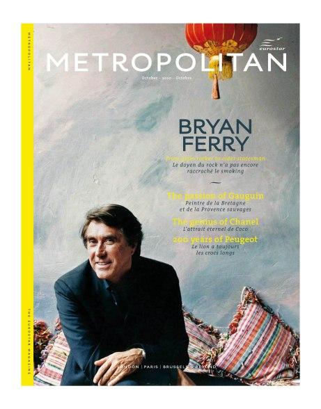 DS Eurostar Magazine_cover