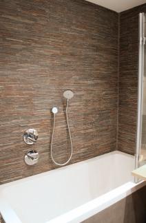 Salle de bain (pierre naturelle)