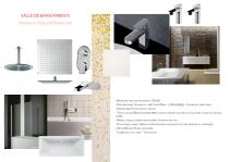 Planche matériaux / Salle de bain suite parentale