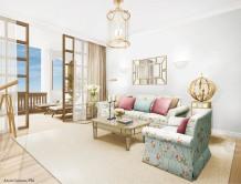 Chambre type 1_Lounge