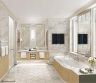 Chambre type 2 _ Salle de bain