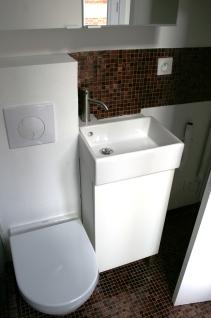 Salle de bain / espace optimisé
