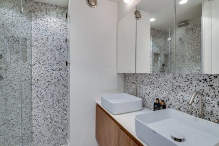 Salle de bain (terrazzo)